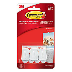 3M Command General Purpose Hooks Micro