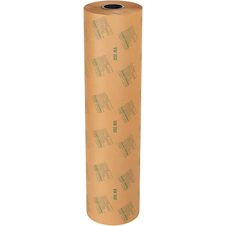 "Office Depot® Brand VCI Paper Roll, 36"" x 1,200', Kraft"