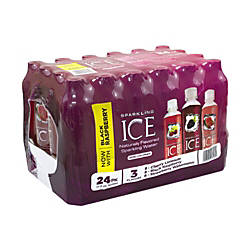 Sparkling ICE Berry Sparkling Water 17