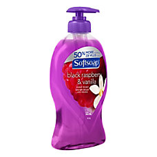 Softsoap Liquid Hand Soap Black Raspberry