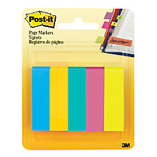 Post it Notes Page Markers 12