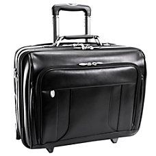 McKlein Lasalle Wheeled Overnight Case With