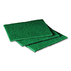 Scotch Brite Scrubbing Pads Green Box