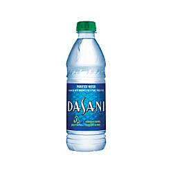 Dasani Water 169 Oz Bottles Pack