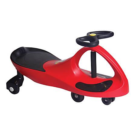 "Plasmart PlasmaCar® Ride-On Toy, 32""H x 20""W x 12""D, Red"