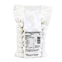 Sweetworks Gumballs 2 Lb Bag White