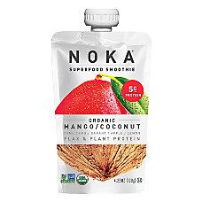 NOKA Single Serve Superfood Smoothies Mango