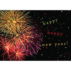 Personalized New Year Cards New Years