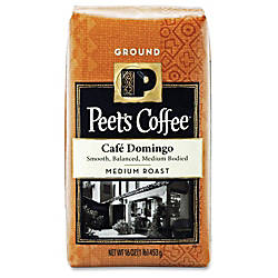 Peets Coffee Cafe Domingo Coffee 16