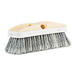 Boardwalk Polystyrene Vehicle Brush Head With