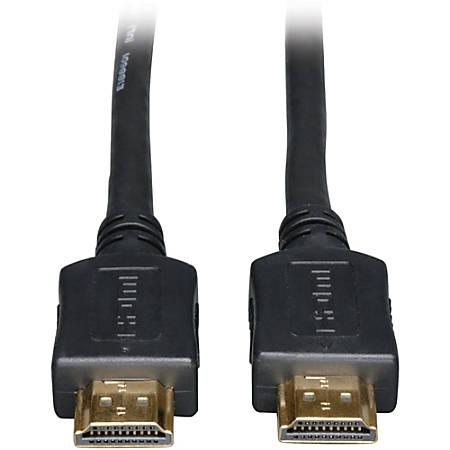 Tripp Lite HDMI Digital Video Cable, P568-006/F63181, 6', Black