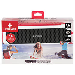 LifeGuard Waterproof Bluetooth Speaker 375 H
