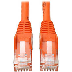 Tripp Lite 14ft Cat6 Gigabit Snagless