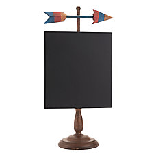 Zuo Modern Arrow Chalkboard 20 516