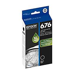 Epson 676 T676XL120 S DuraBrite Ultra