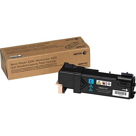Xerox® 106R01591 Cyan Toner Cartridge