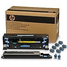 HP 110 V maintenance kit for
