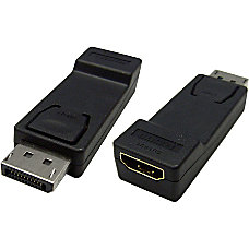 4XEM DisplayPort To HDMI Adapter 1