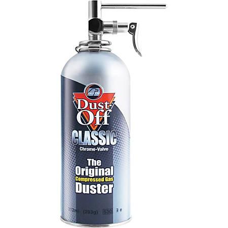 Falcon Dust-Off Chrome Valve Cleaner - Ozone-safe - 1 Each