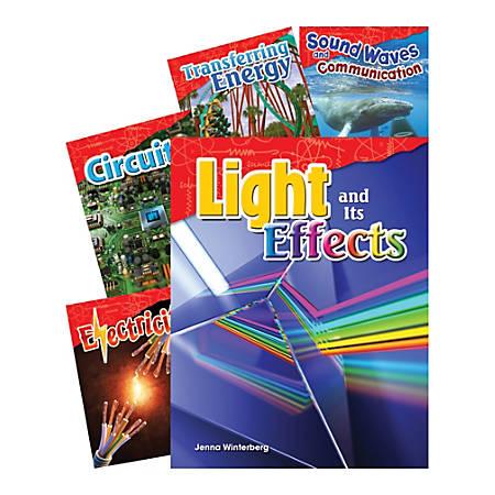 Teacher Created Materials Physical Science 5-Book Set, Grade 4