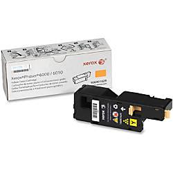Xerox Phaser 6010 Yellow Toner Cartridge
