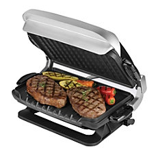 George Foreman Evolve GRP4EMB Electric Grill