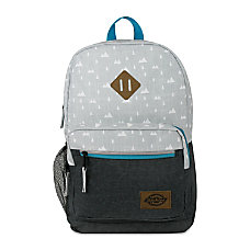 Dickies Study Hall Laptop Backpack Grey