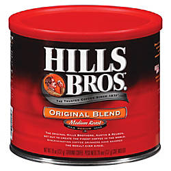 Hills Bros Medium Roast Coffee 26
