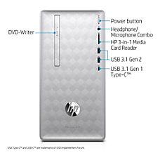 HP Pavilion 590 p0040 Desktop PC