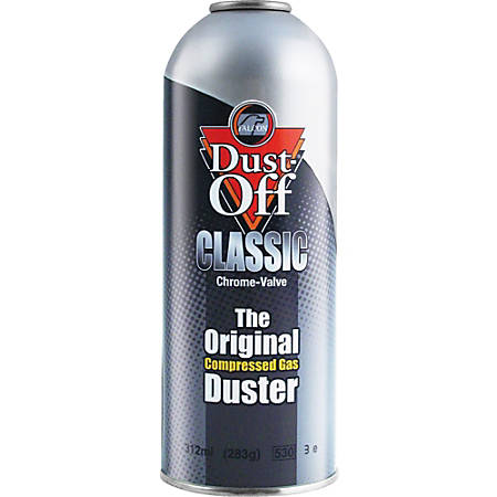 Falcon Dust-Off Refill - For Home/Office Equipment - Ozone-safe - 1 Each