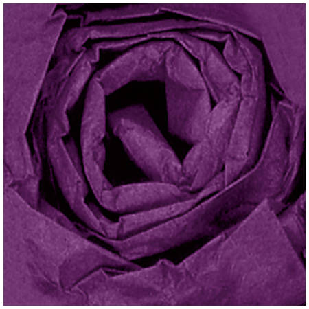 """Partners Brand Plum Gift Grade Tissue PaPer Sheets, 20"""" x 30"""", 480 Sheets"""