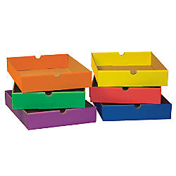 Pacon Classroom Keepers 6 Drawers Assorted