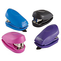Swingline Tot Stapler Assorted Colors No