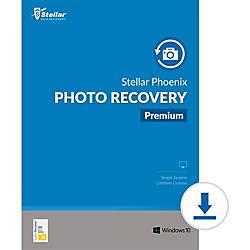 Stellar Phoenix Photo Recovery Premium Windows