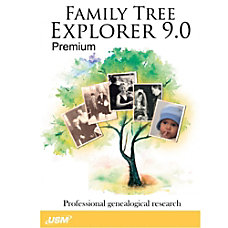 Family Tree Explorer 9 Premium