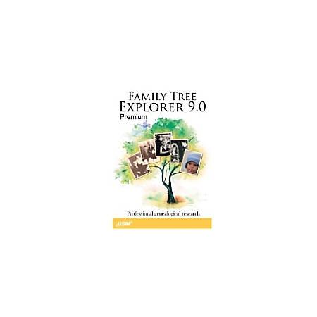 Family Tree Explorer 9 Premium