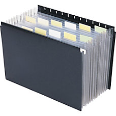 Smead Hanging Portable Pocket Expanding File
