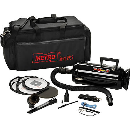 MetroVac DataVac Portable Vacuum Cleaner