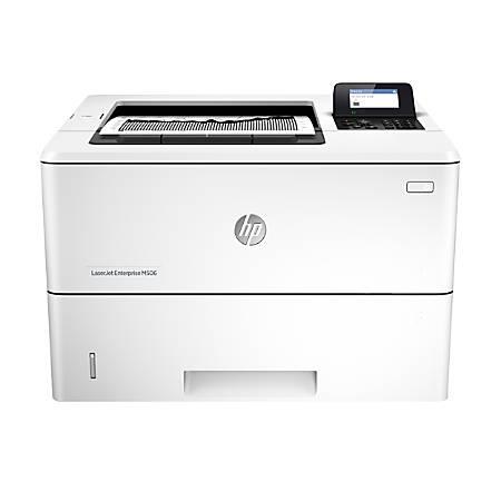 HP LaserJet M506DN Enterprise Monochrome Laser Printer