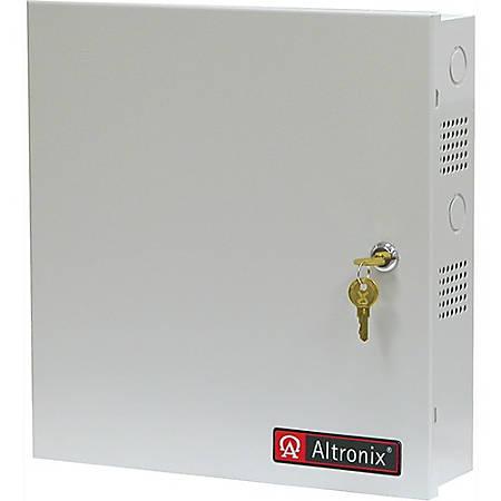Altronix AL600ULPD4 Proprietary Power Supply - Wall Mount - 110 V AC Input - 4 +12V Rails