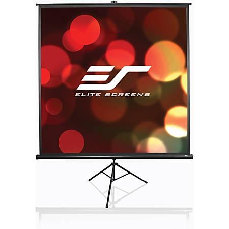 Elite Screens T71Uws1 Portable Tripod Projector Screen