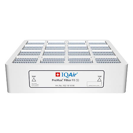 iqair healthpro series filter premax prefilter by office depot ...