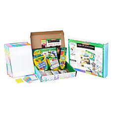 Crayola CreatED STEAM Family Engagement Kit