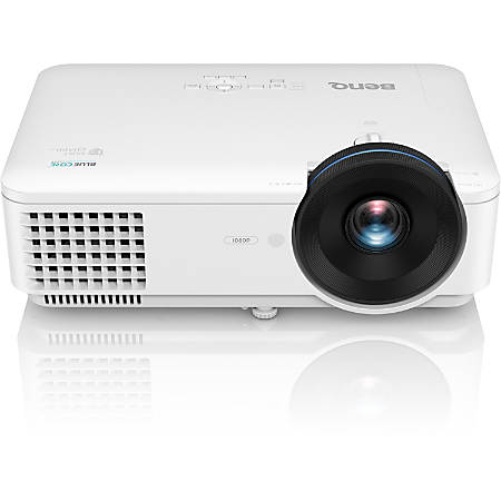 BenQ BlueCore LH720 3D Ready DLP Projector - 16:9 - 1920 x 1080 - Ceiling, Front - 1080p - 20000 Hour Normal ModeFull HD - 100,000:1 - 4000 lm - HDMI - USB