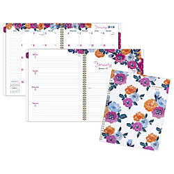 AT A GLANCE Eva WeeklyMonthly Planner