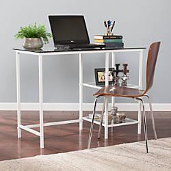 Southern Enterprises Layton Student Desk White
