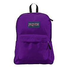 JanSport SuperBreak Backpack Assorted Colors