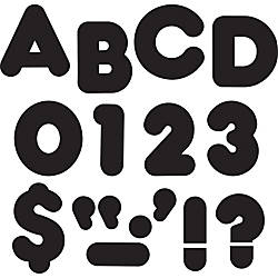 Trend 3 Casual Uppercase Ready Letters