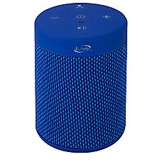 iLive ISBW108 Bluetooth Waterproof Speakers Blue
