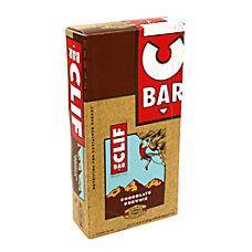 Clif Bar Bars Chocolate Brownie 24